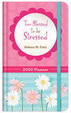 Agenda - 2020 - Too blessed to be stressed_