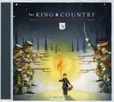 for King and Country cd, Into the silent night EP_