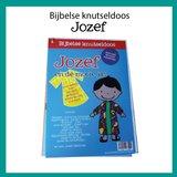 Bijbel Knutseldoos Jozef en de mooie jas_
