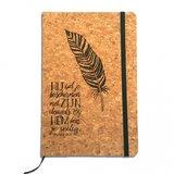 Christelijk notitieboekje - Psalm 91:4 - Hij zal je beschermen_