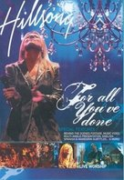 For all you've done dvd