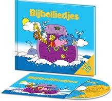 Bijbelliedjes/boek+cd