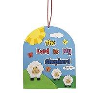 Knutselset Lord is my shepherd (set3)