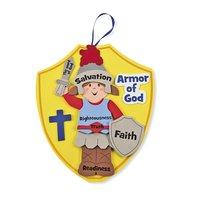 Knutselset Armor of God (set 3)