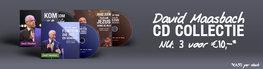 David Maasbach 3 CD Collectie