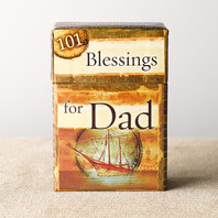101 Blessings for Dad - a box of blessings