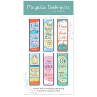 Cast All Your Worries - Magnetic Bookmarks