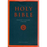 ESV Bible Anglicised Compact edition