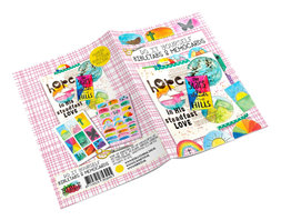 Do it yourself Bible tabs and memocards