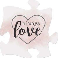 always love - puzzlepiece