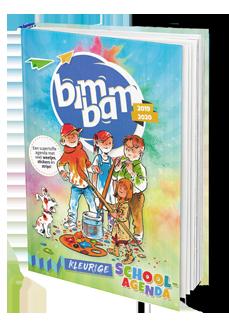 BimBam schoolagenda 2019 2020