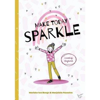 Make today sparkle, creatief dagboek