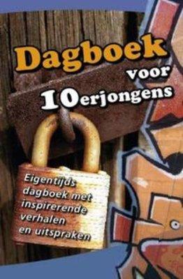 Dagboek voor jonge 10er jongens