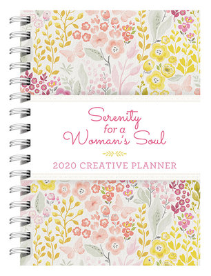 Agenda - 2020 - Serenity for a woman's soul