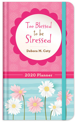 Agenda - 2020 - Too blessed to be stressed