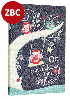 Journal Do Everything in Love