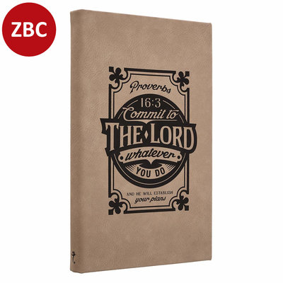 Journal Commit to the Lord