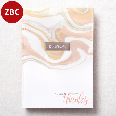 Journal Always Give Thanks