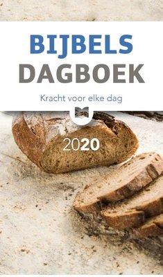 Bijbels dagboek 2020 GROTE LETTER