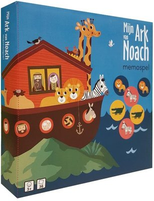 Mijn ark van Noach, memospel