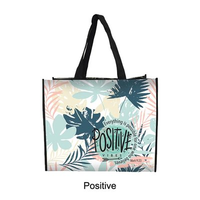 Shopper Positive - Everything is possible for on who believes. Mark 9:23