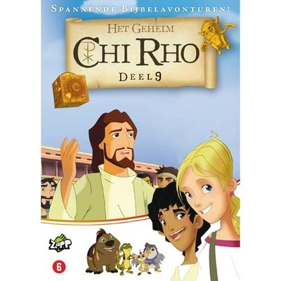 Chi Rho het geheim deel 09