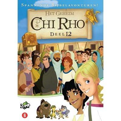 Chi Rho het geheim deel 12