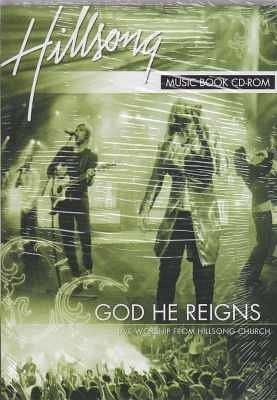 God he reigns musicbook cd