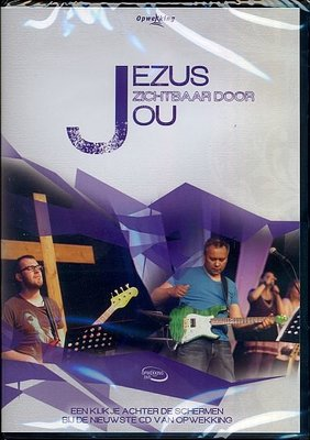 Jezus zichtbaar door jou