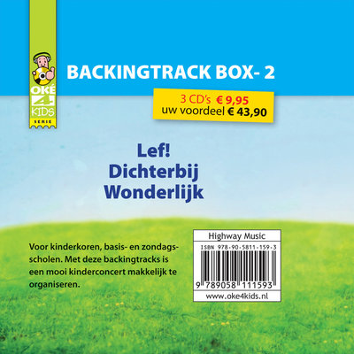 Backingtrackpakket 2