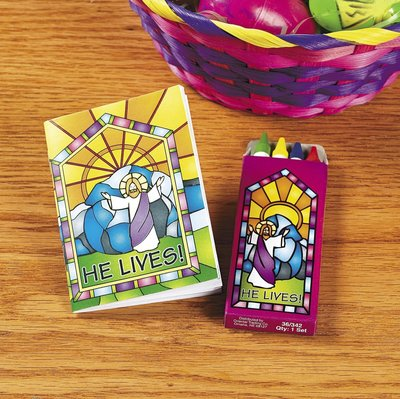 Mini Activity Set He Lives (set van 6)