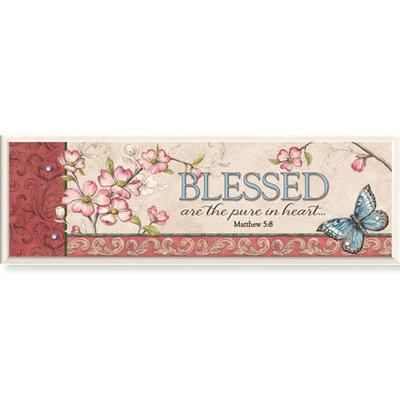Blessed Wandbordje