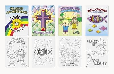 Christelijke Kleurboekjes (12)