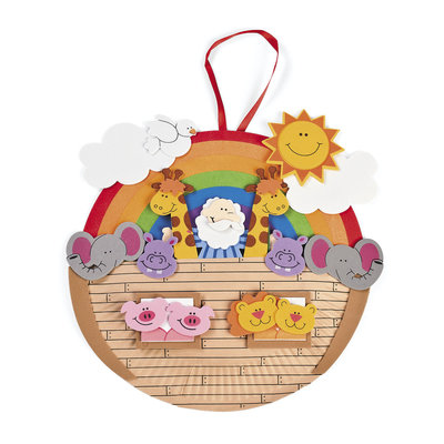 Knutselset Noahs Ark (set of 3)