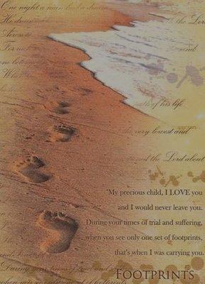 Footprints (4) - Algemene Kaart