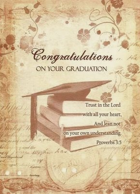 Congratulations On Your Graduation (4) - Wenskaart