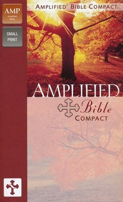 Amplified Bible Color Hardcover
