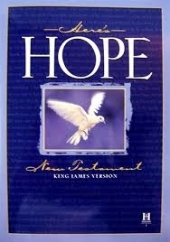 Here's Hope New Testament KJV