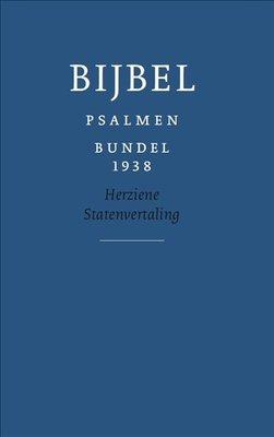 Bijbel HSV + Psalm & Gez. 1938