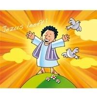 Jezus leeft prentenboek