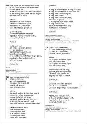 Groteletterboek gitaarakkoorden aanvulling 783-795 (A4 formaat)