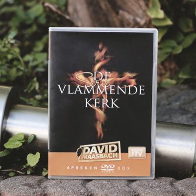 De Vlammende Kerk (DVD) - David Maasbach