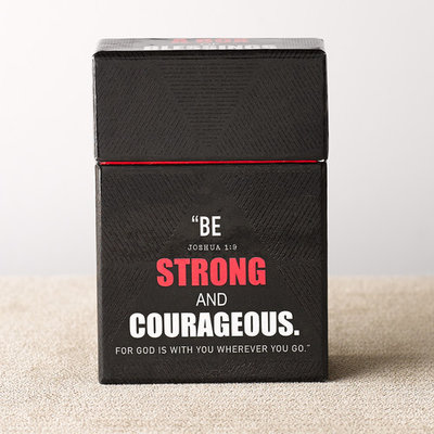 101 Messages of love and blessing - Be Strong and Courageous - for Dads