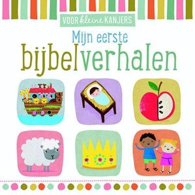 Mijn eerste bijbelverhalen voor kleine kanjers