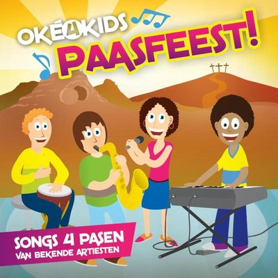 Oke4kids - Paasfeest