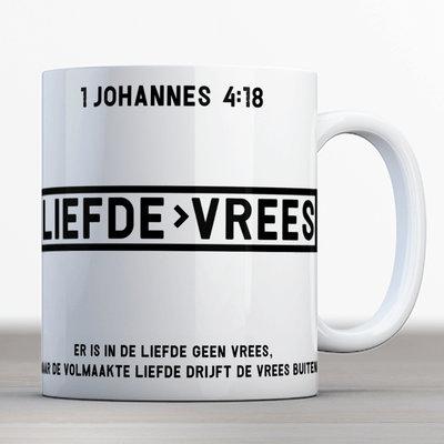 Mok 1 Johannes 4:18