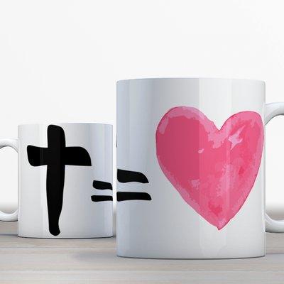 Mok Kruis = Liefde