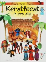 Kerstfeest in een stal