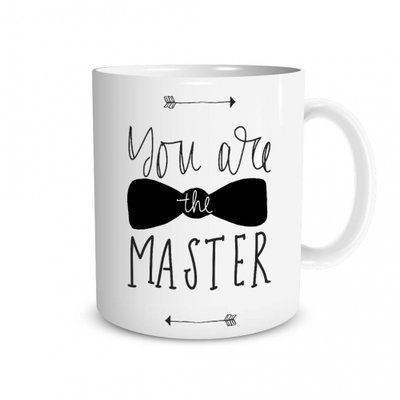 Mok bedankt meester (You are the master)