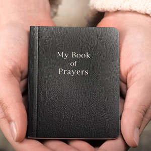 My book of prayers - black